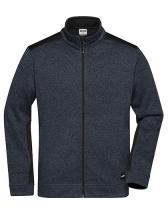 Men´s Knitted Workwear Fleece Jacket -STRONG-