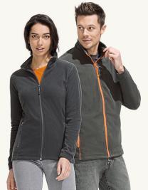 Men´s Micro Fleece Zipped Jacket Nova